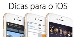 Dicas para o iOS