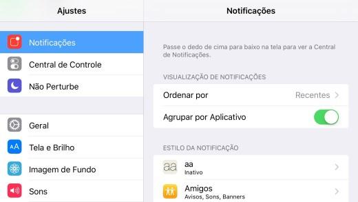 Notif iOS 9