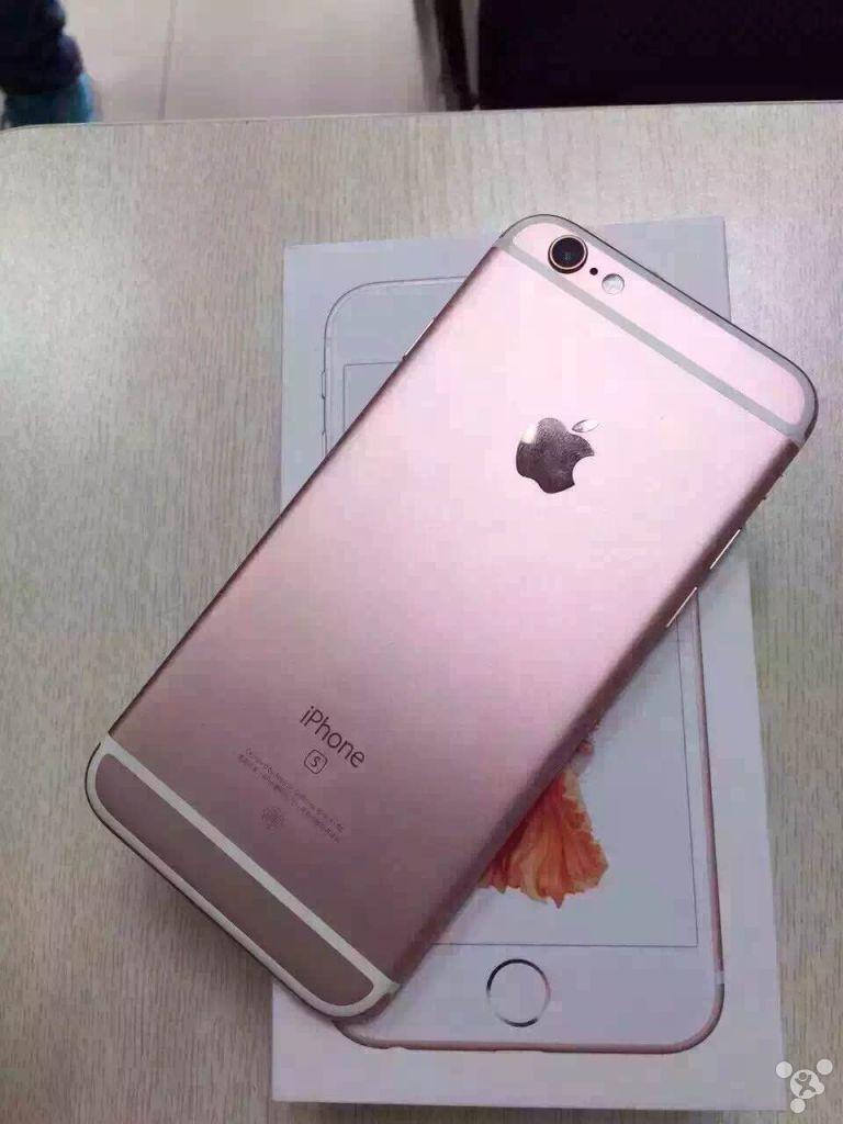 confira algumas fotos do novo iphone 6s na cor ouro rosa. Black Bedroom Furniture Sets. Home Design Ideas