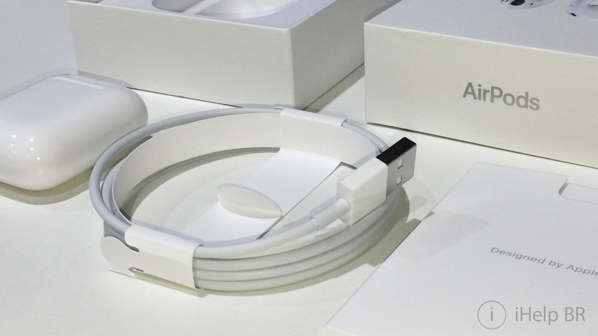 d09766ef031 Um mês com os AirPods  o produto mais legal que a Apple lançou nos ...