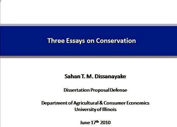 Dissertation proposal defense presentation ppt theme