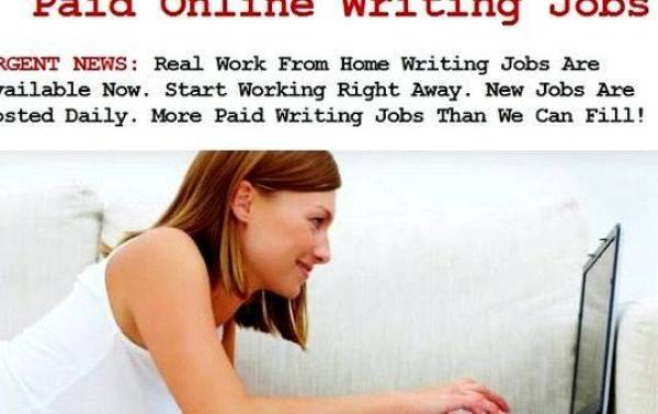 Online article writing jobs in lahore convenient for