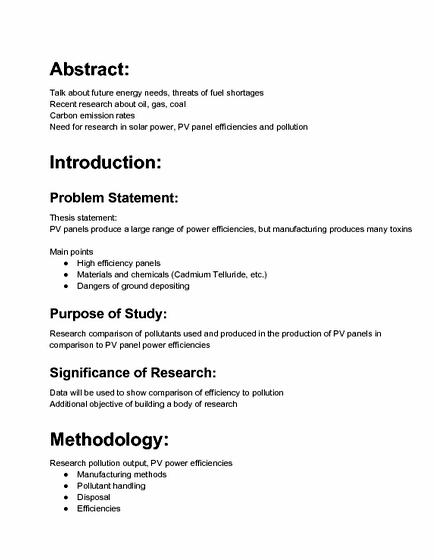 Essay Proposal Outline Essay Project Proposal Outline Features How