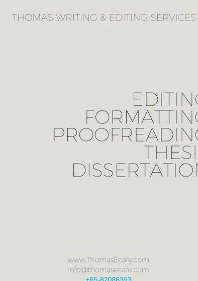 Thesis writing service in pune definition
