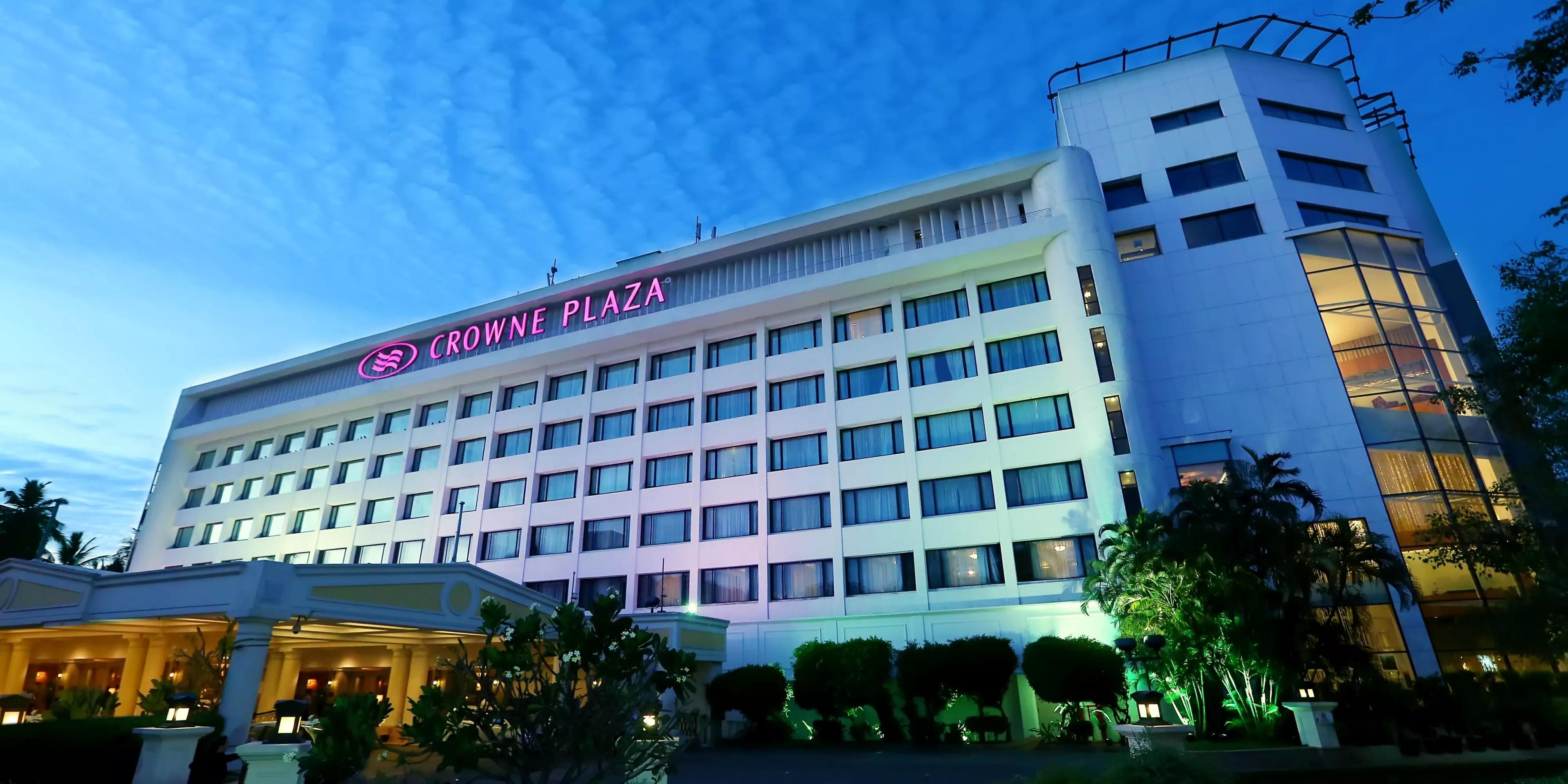Crowne Plaza Chennai Adyar Park Chennai India