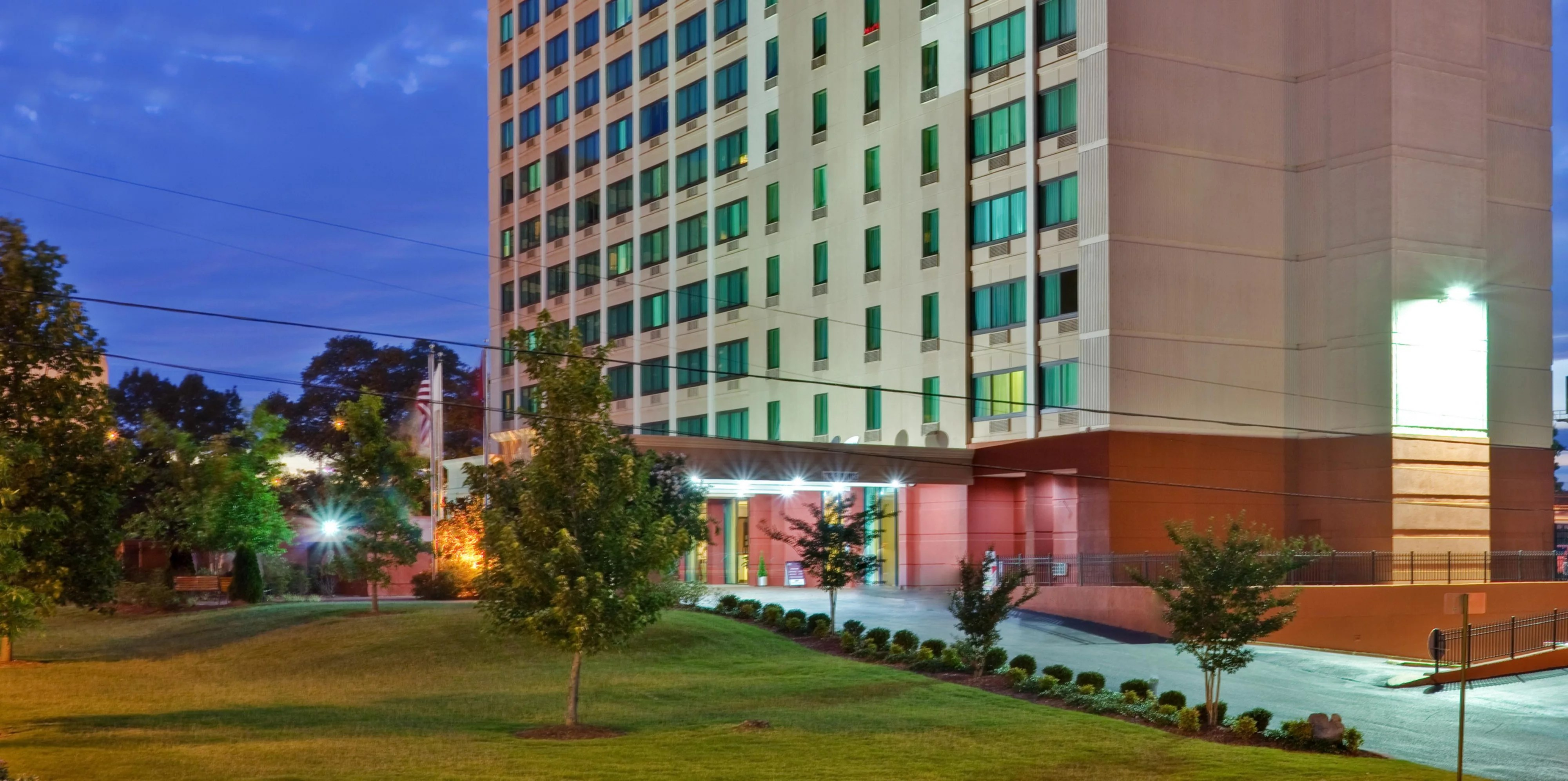 Crowne Plaza Memphis Downtown - Tennessee