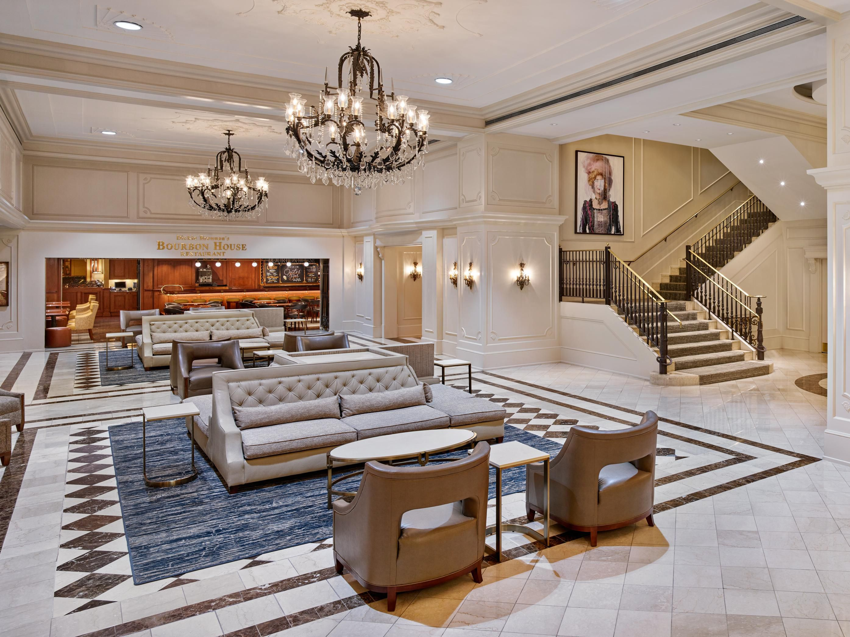 Crowne Plaza New Orleans French Quarter Hotels In New