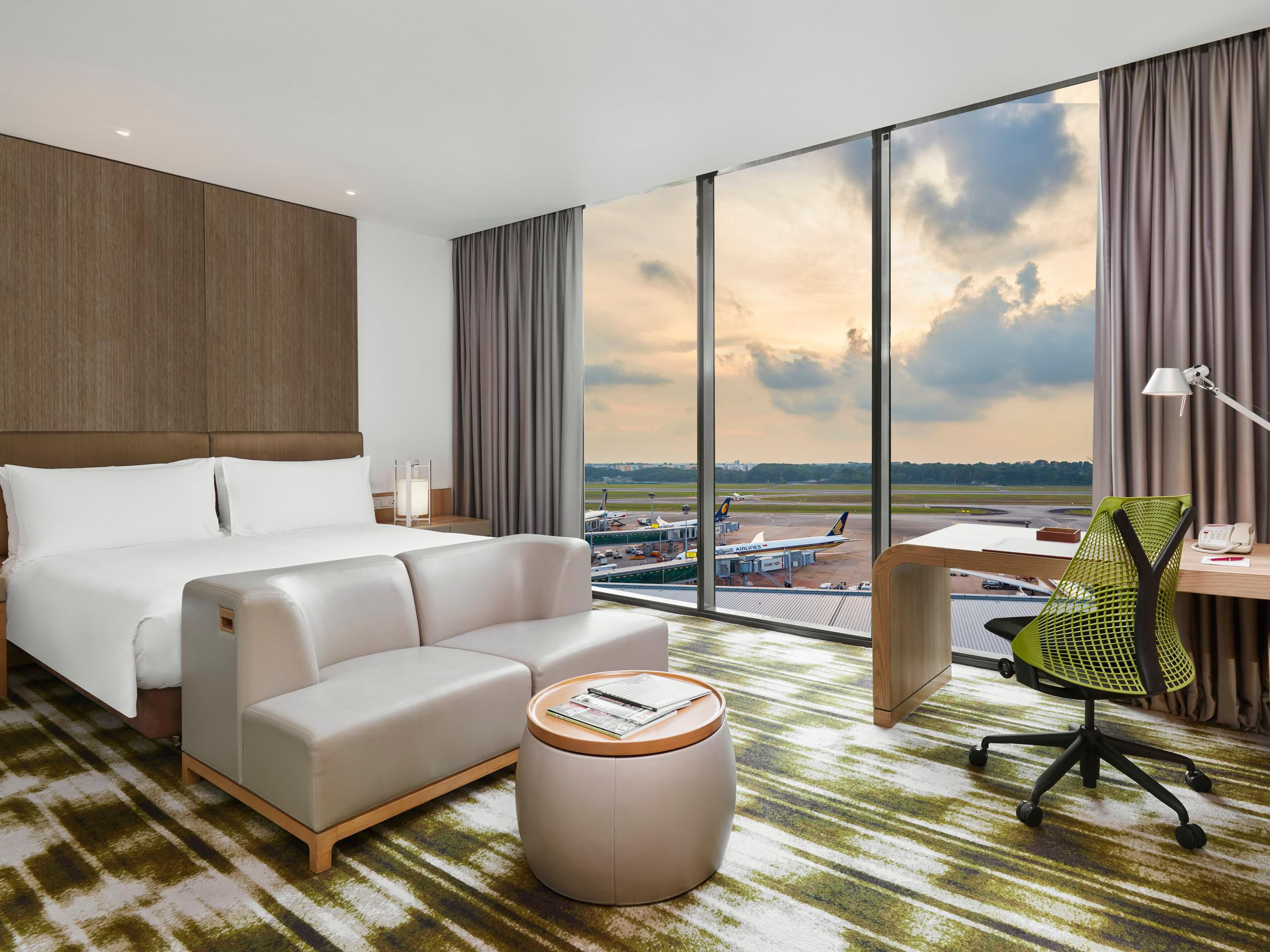 Crowne Plaza Changi Airport Singapore Singapore Hotel Ihg