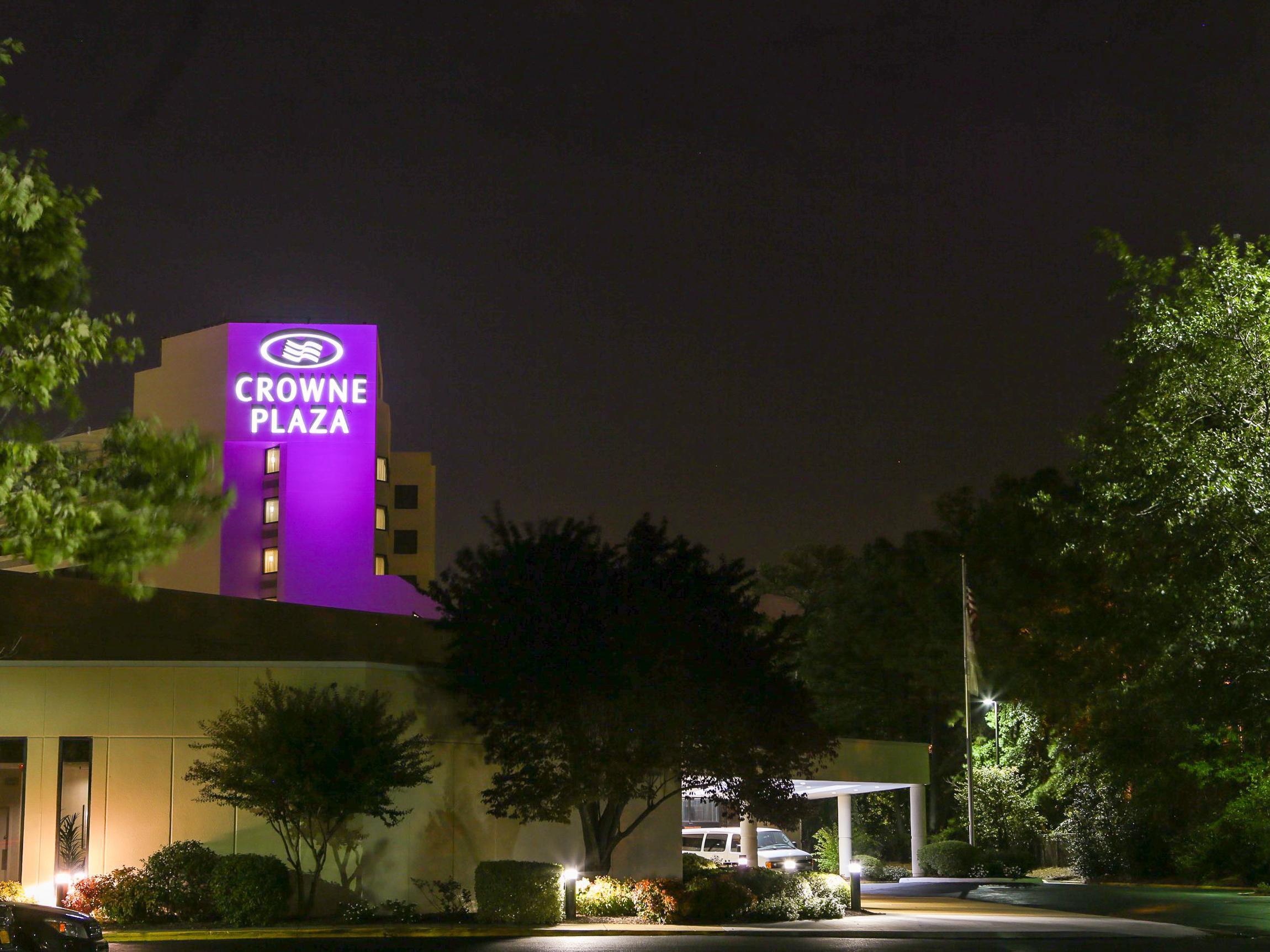 Hotels Near Virginia Beach Convention Center Crowne Plaza