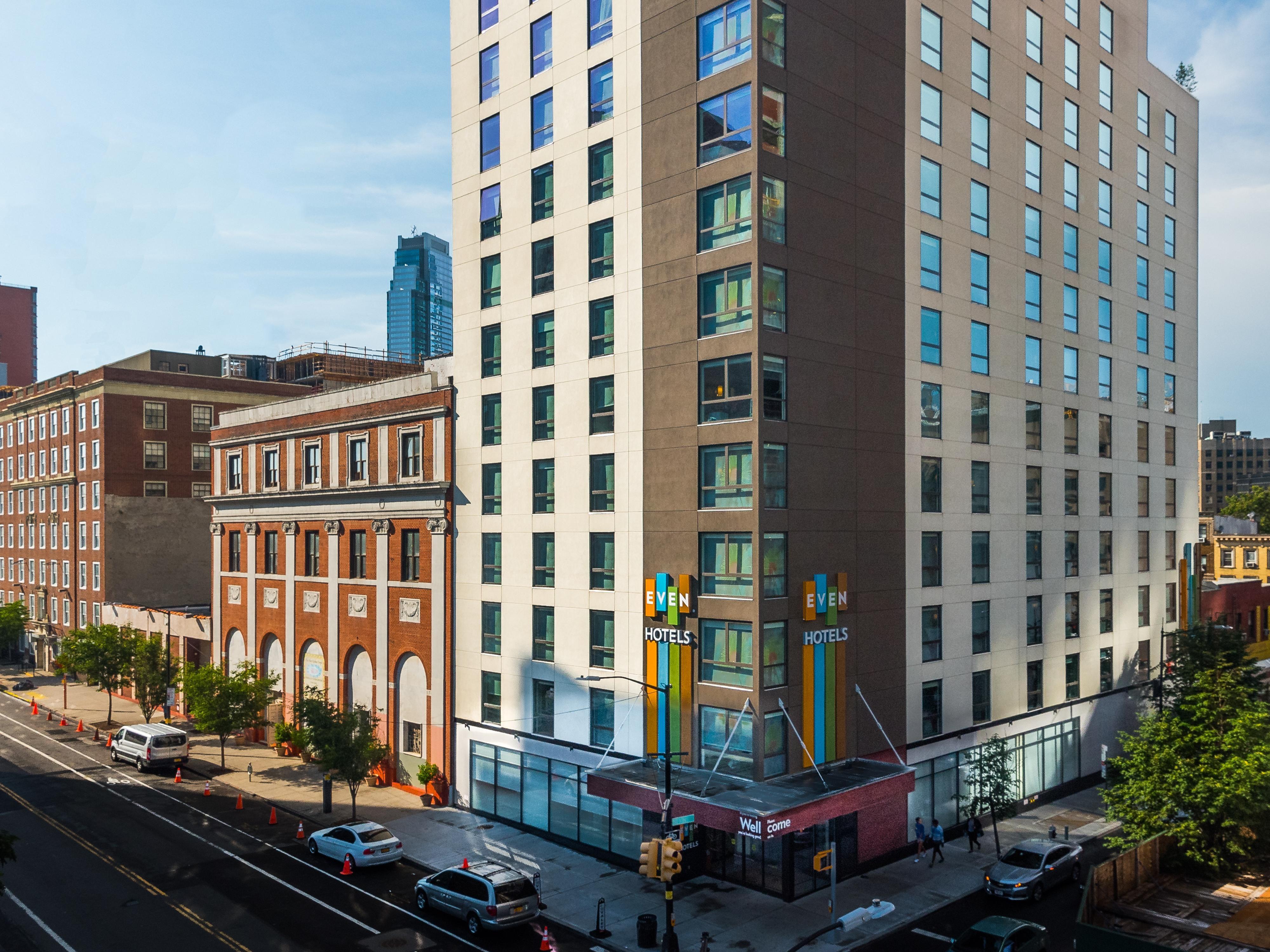 Wellness Hotels In Downtown Brooklyn Even Hotel Brooklyn