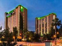 Hotel Holiday Inn Burbank Media Center