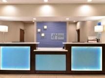Holiday Inn Express Blue Formula