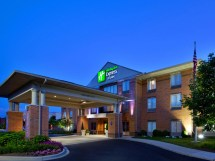 Holiday Inn Dayton Ohio