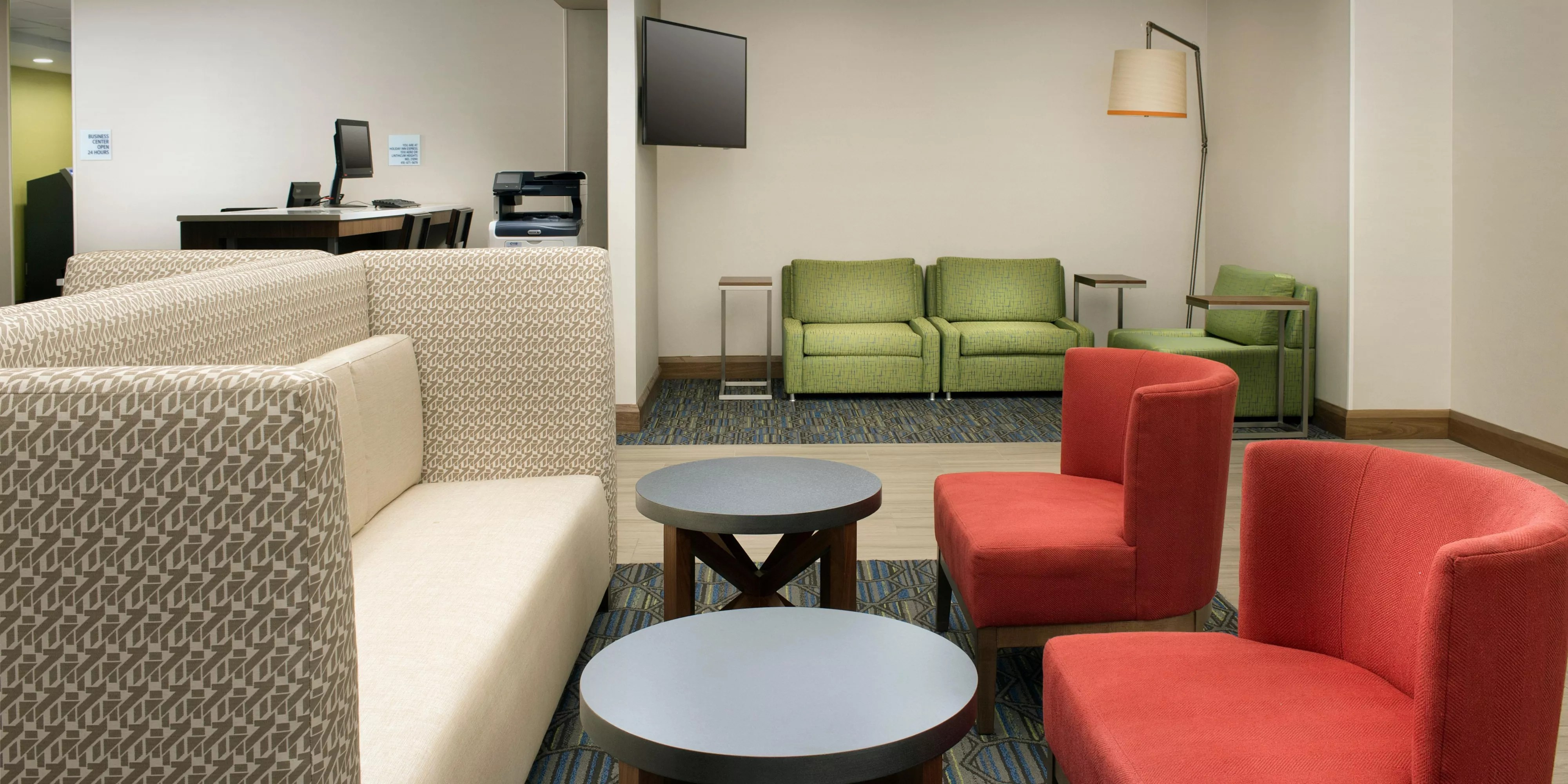 Holiday Inn Express Baltimore BWI Airport North Hotel By IHG