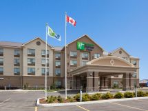 New Holiday Inn Express Hotel