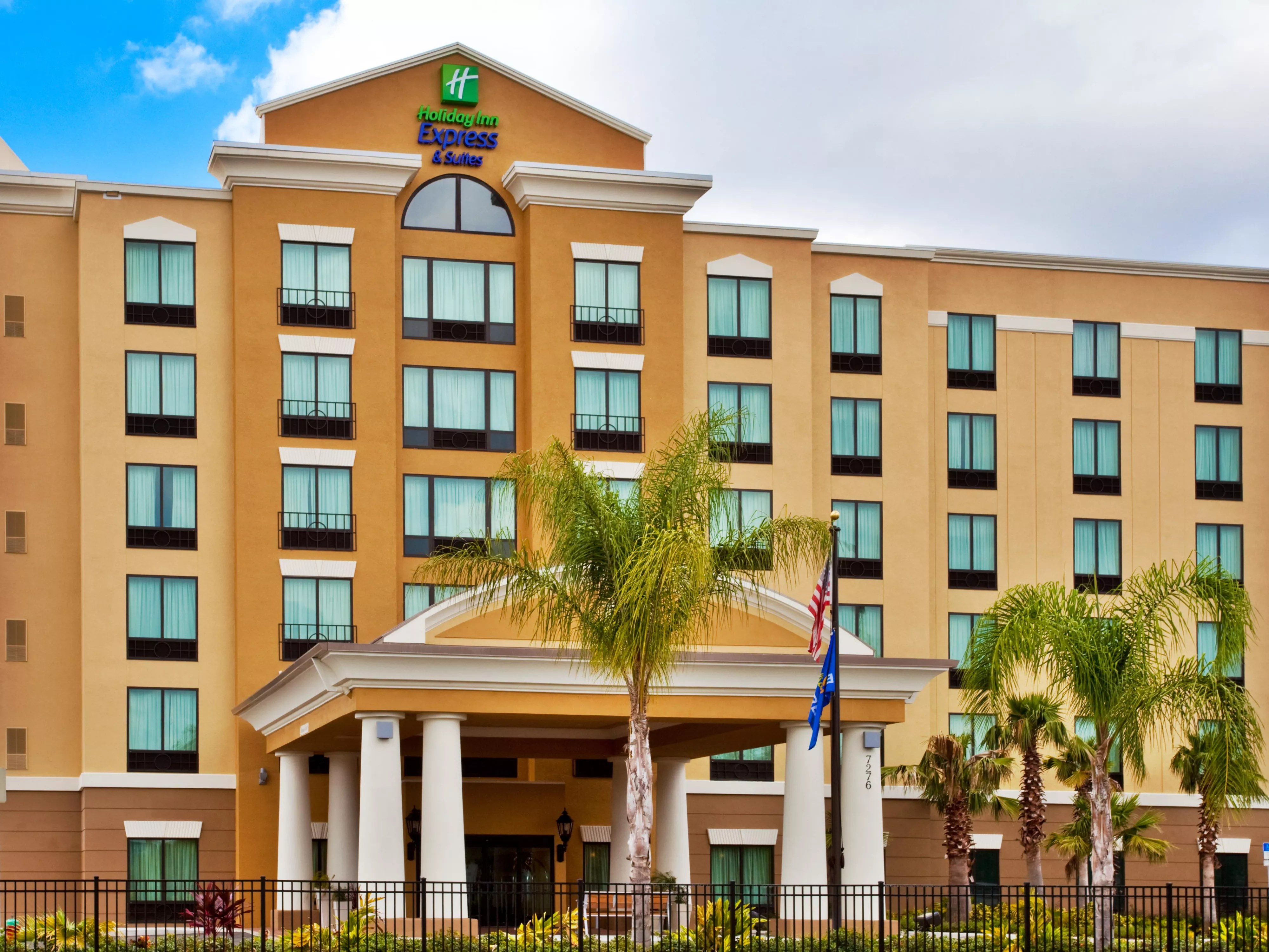 Hotels On International Drive Orlando Holiday Inn Express