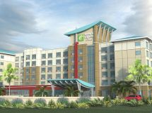 Holiday Inn Express & Suites Orlando Seaworld Hotel Ihg