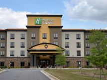 Holiday Inn Express & Suites Perry-national Fairground