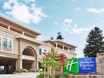 Holiday Inn Express and Suites Santa Cruz CA