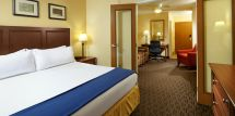 Holiday Inn Express Suites Rooms