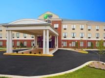 Holiday Inn Express & Suites Thornburg-. Fredericksburg