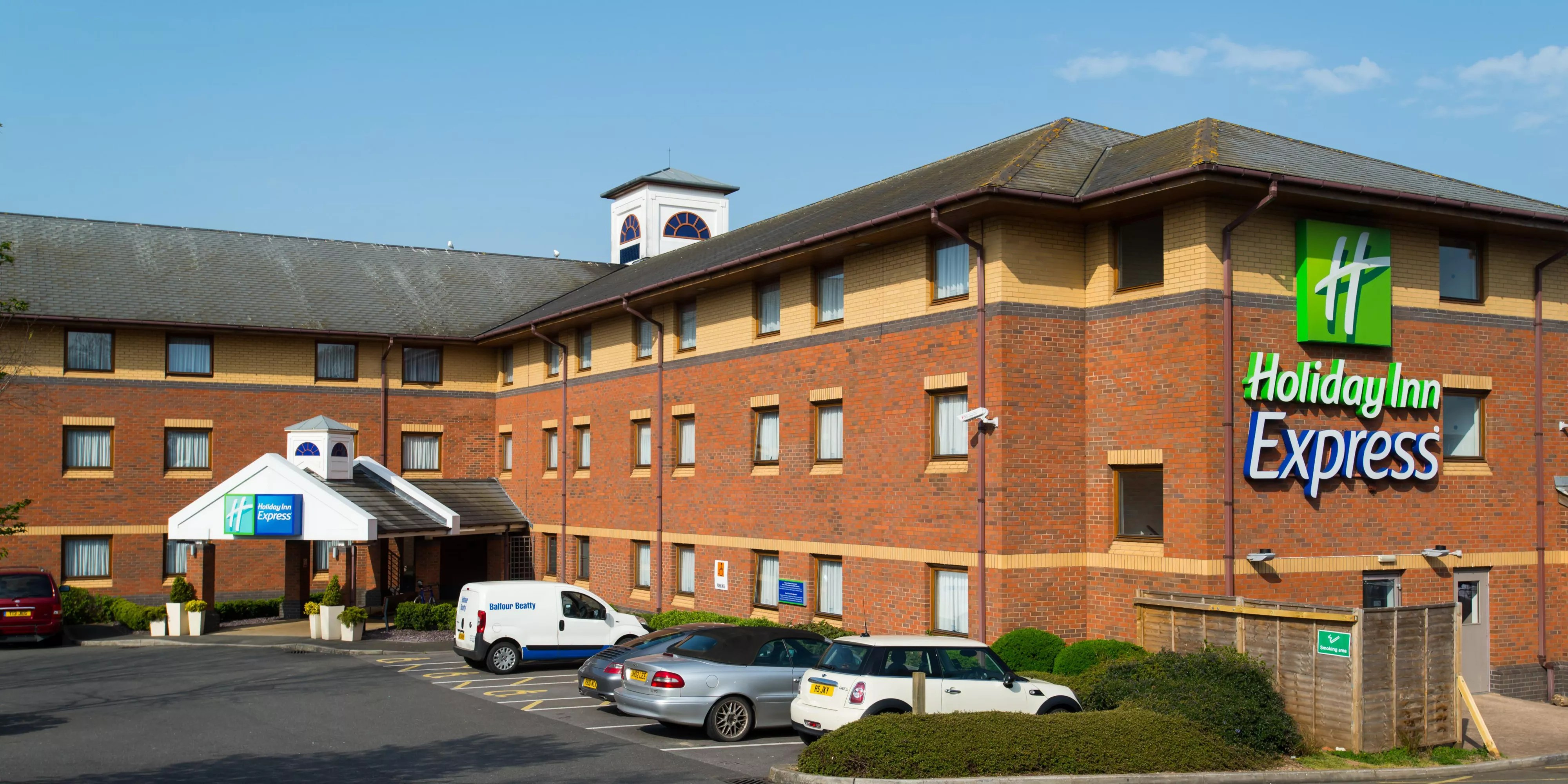 Holiday Inn Express Hotel Exeter M5 Junction 29