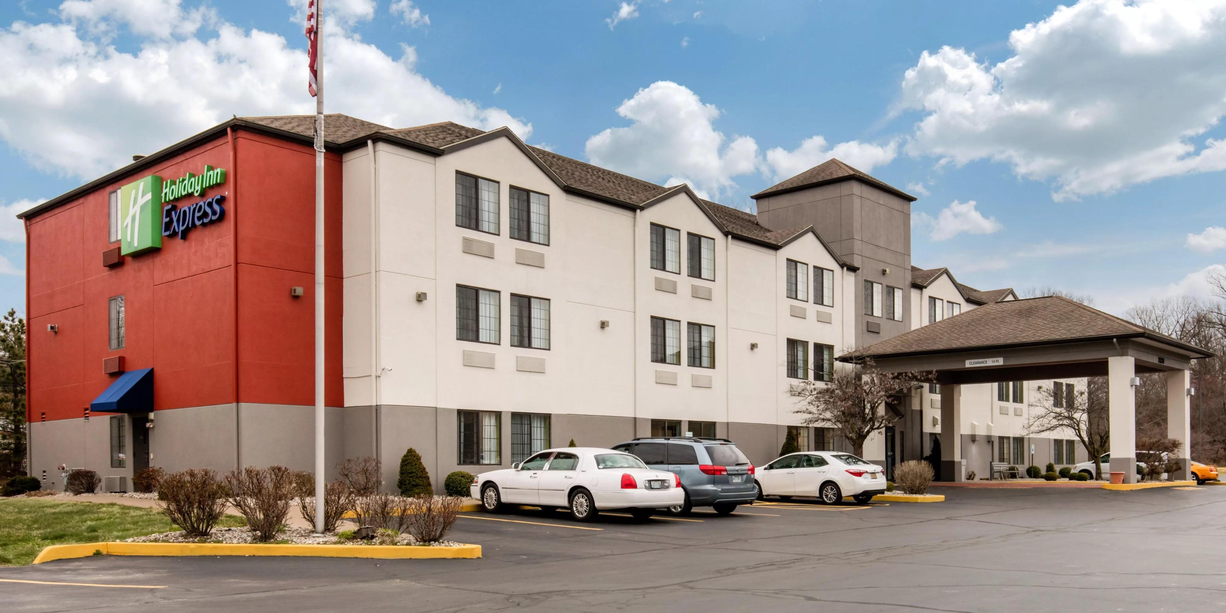 Holiday Inn Express Henderson N Evansville South Hotel By Ihg