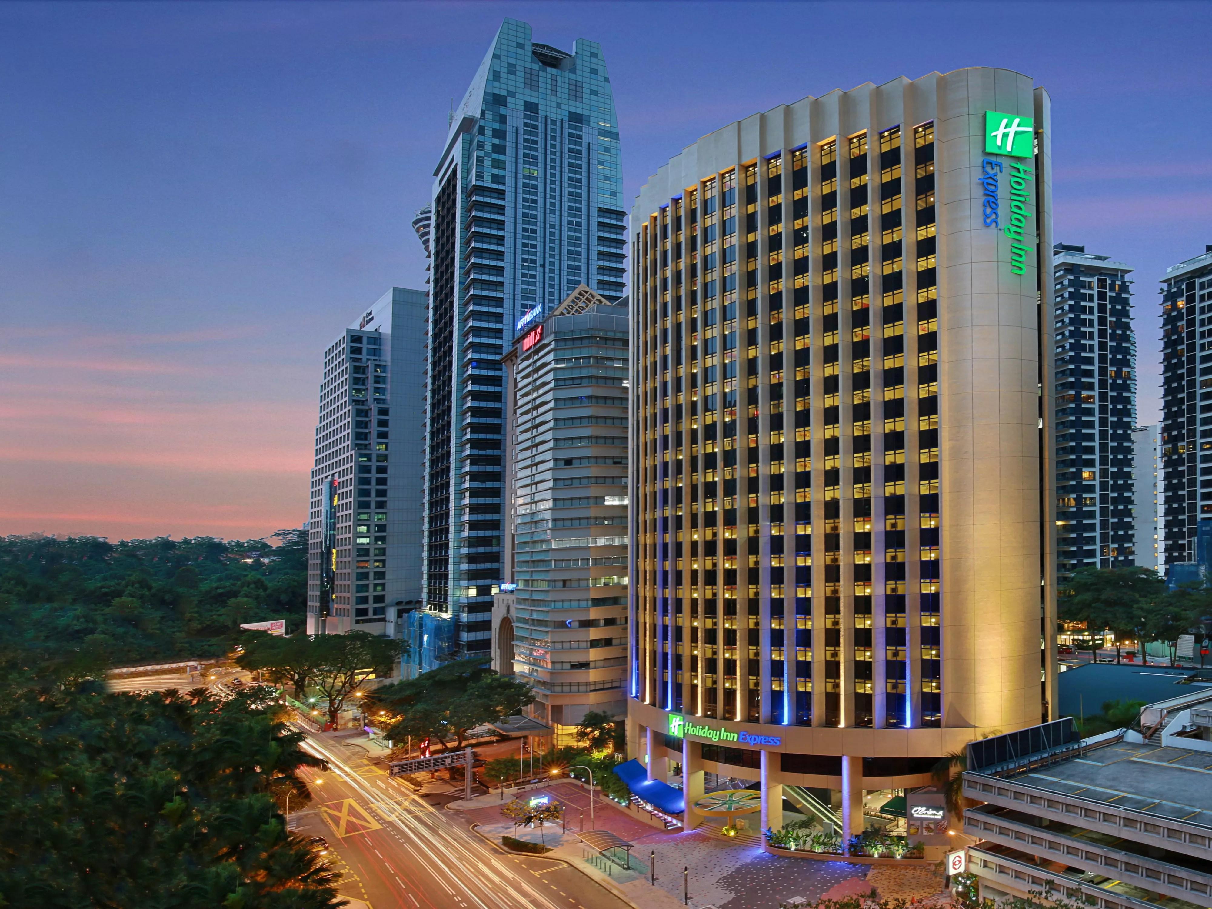 Holiday Inn Express Kuala Lumpur City Centre Hotel By Ihg