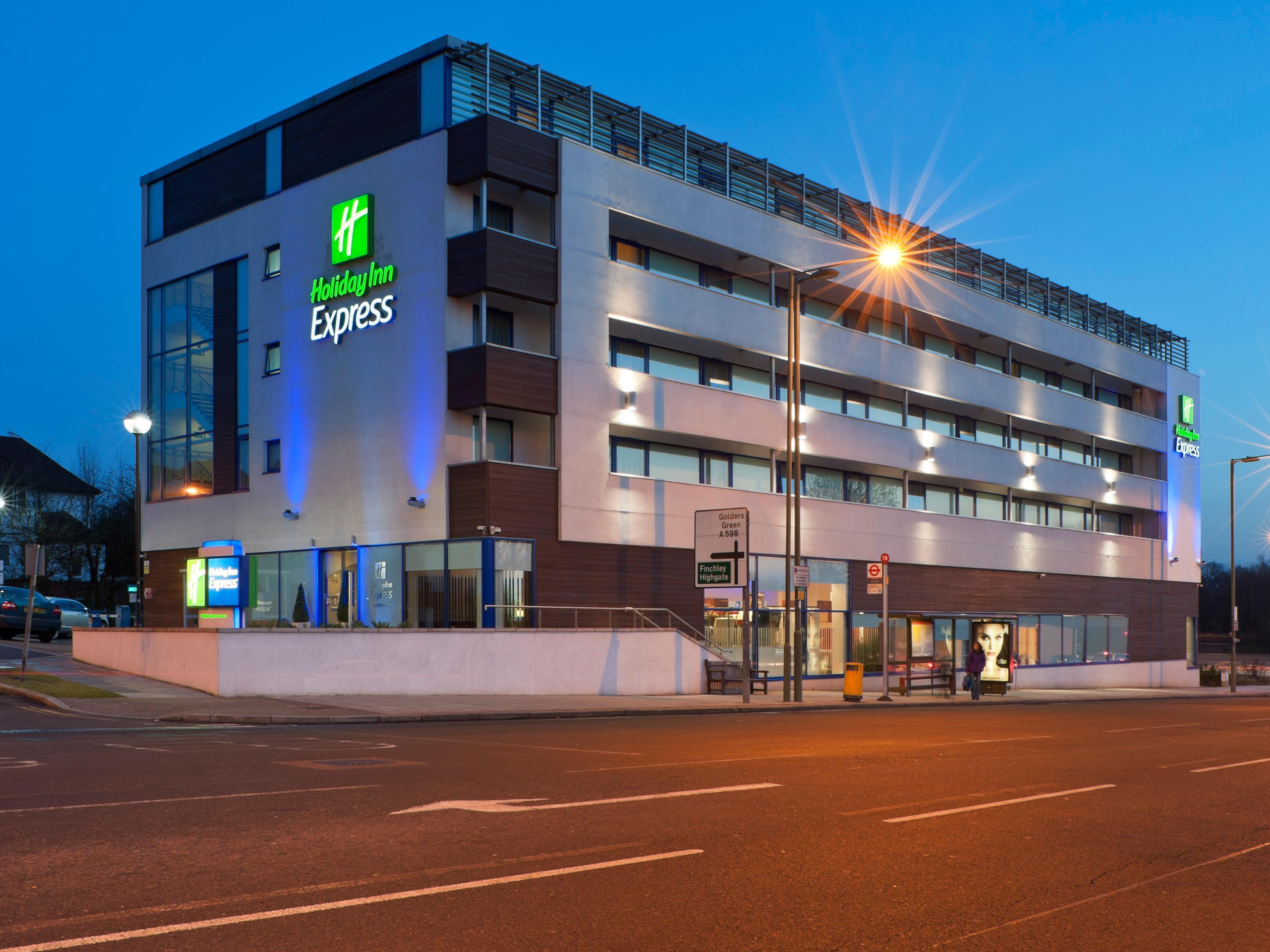 Holiday Inn Express Hotel London Golders Green A406
