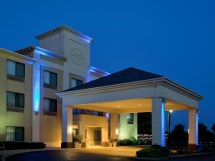 Holiday Inn Express Merrillville Indiana
