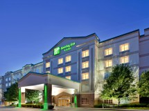 Holiday Inn Convention Center Overland Park Kansas
