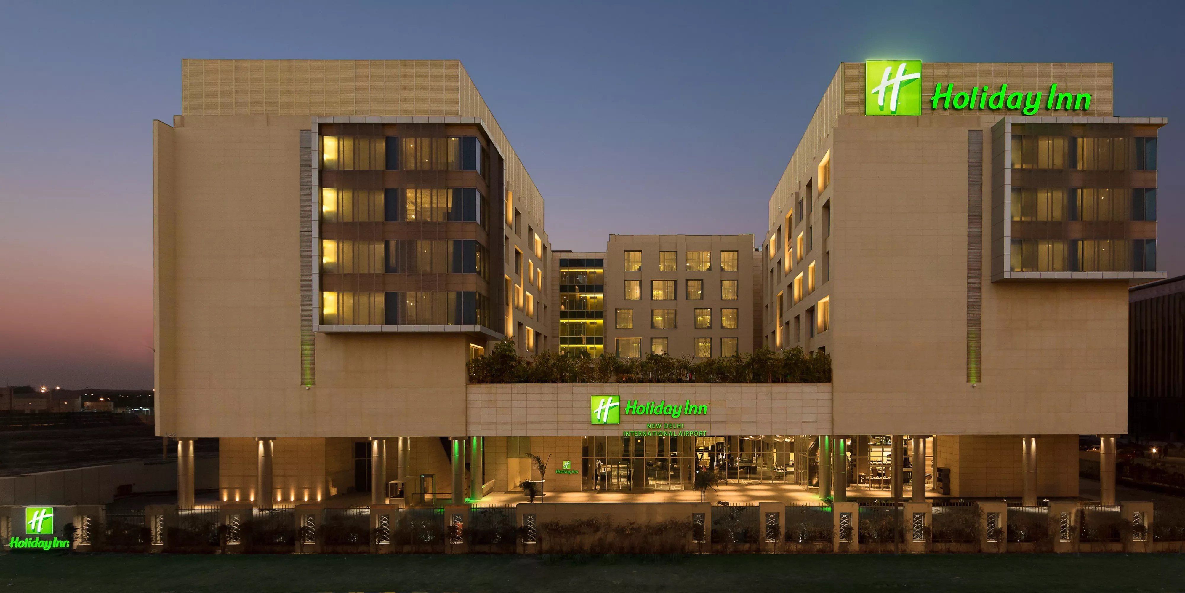 Holiday Inn New Delhi International Airport Hotel By Ihg