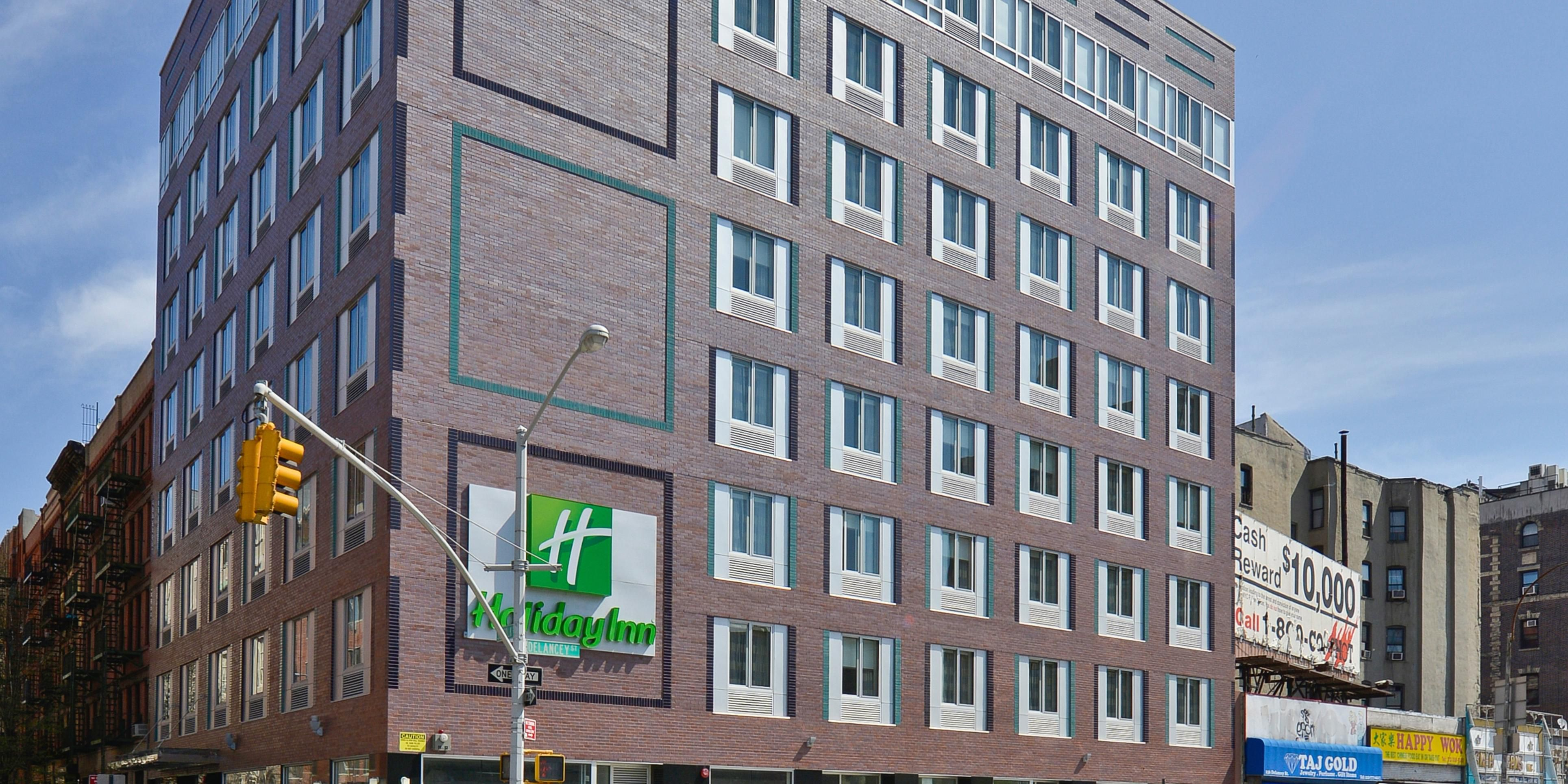 Downtown Manhattan Hotels Holiday Inn Nyc Lower East Side