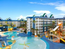 Holiday Inn Waterpark Resort Orlando Suites