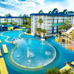 Hotels With Kitchen In Orlando Portable Island Holiday Inn Resort Suites Waterpark Hotel By Ihg