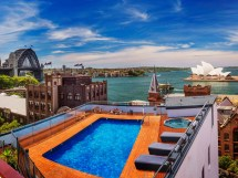 Holiday Inn Old Sydney Australia