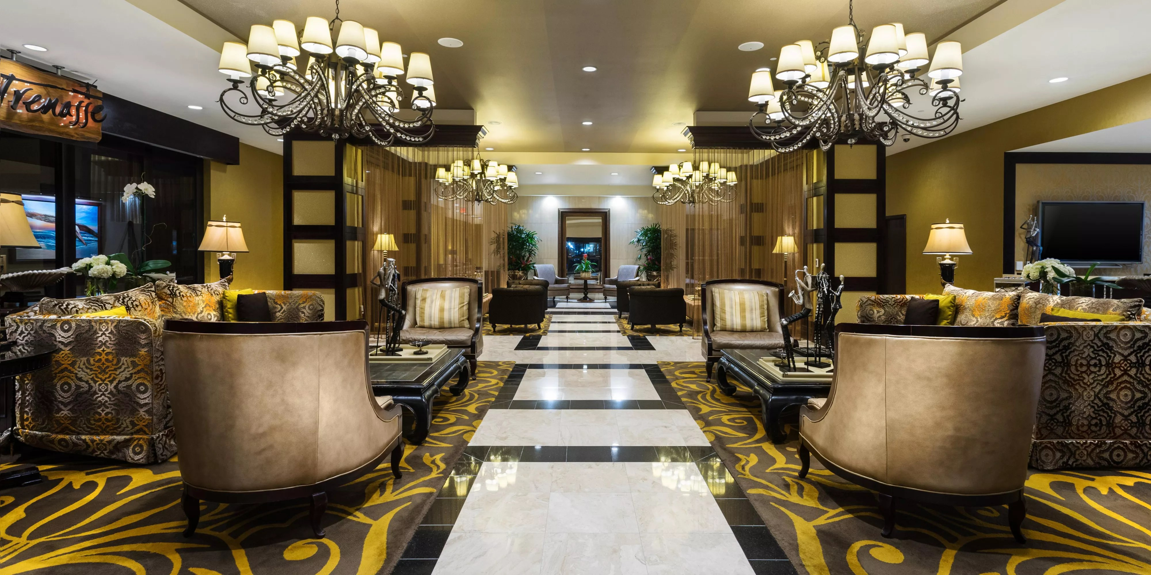 InterContinental New Orleans New Orleans Louisiana