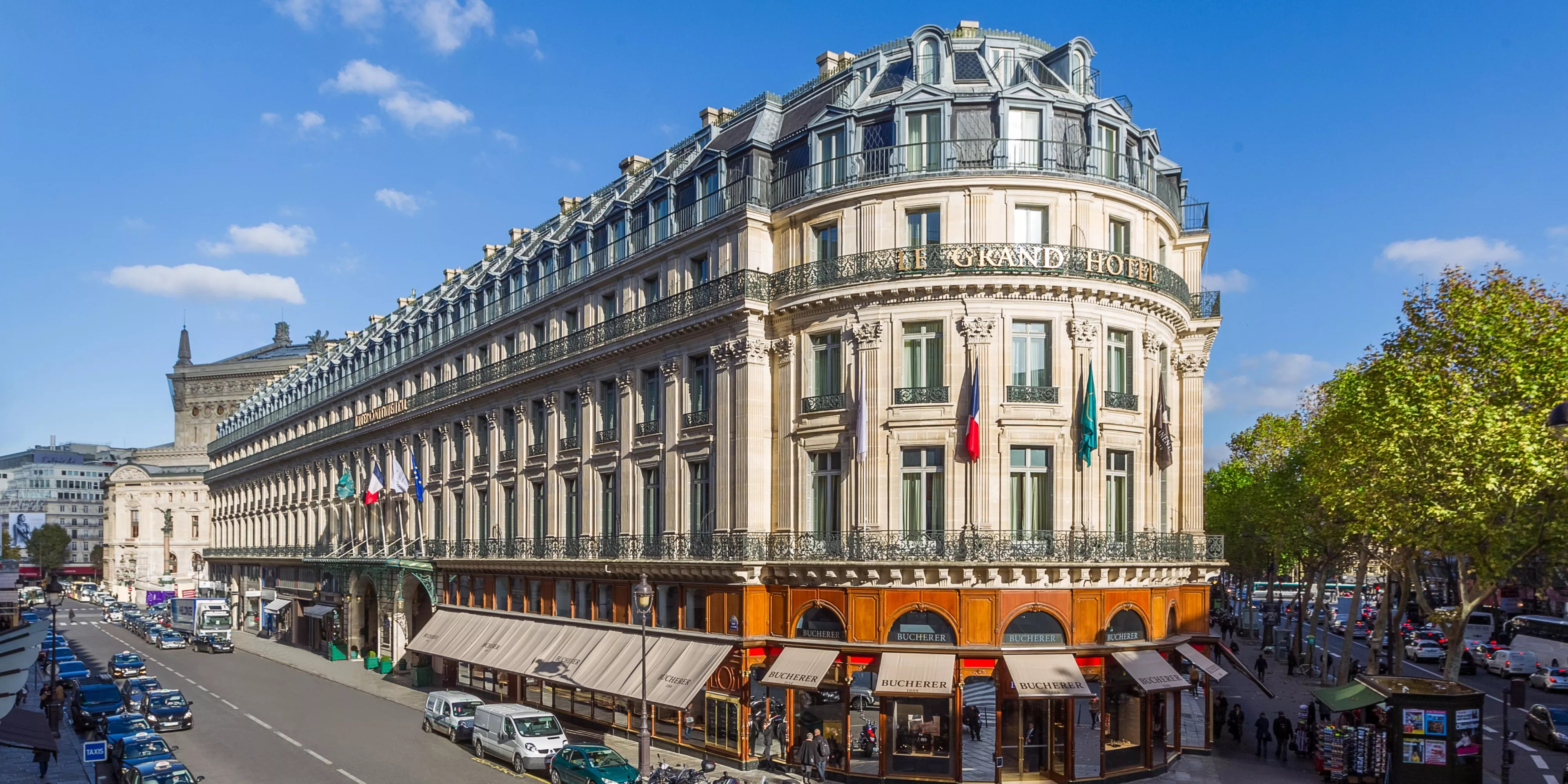 Hotel Le Grand Paris 2018 World' Hotels
