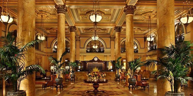 Luxury Hotels in DC  InterContinental The Willard Hotel Washington DC  Washington DC