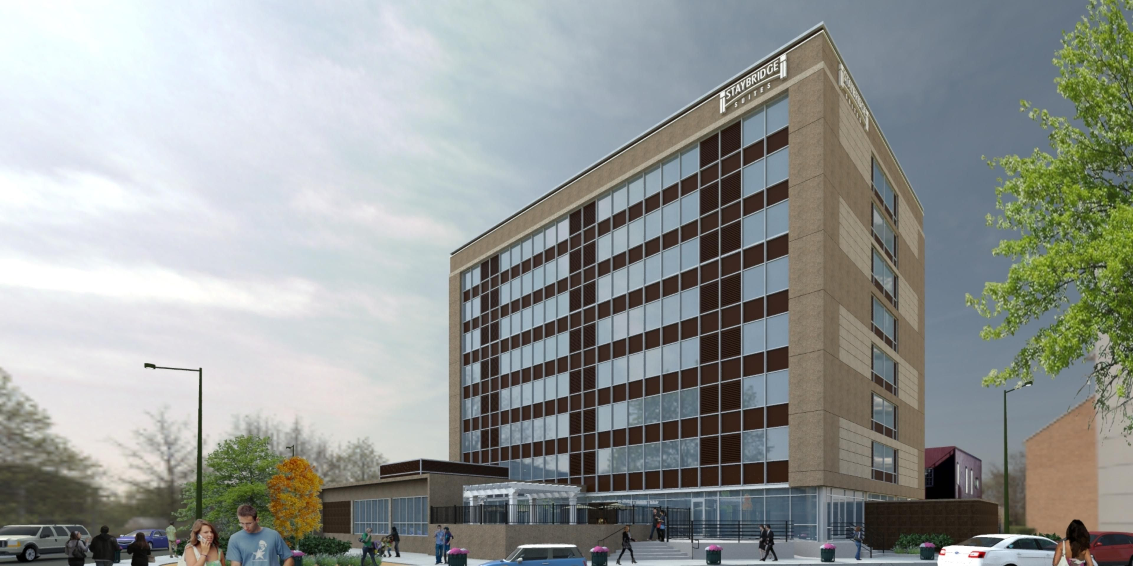 Extended Stay Hotels Near Coors Field Staybridge Suites