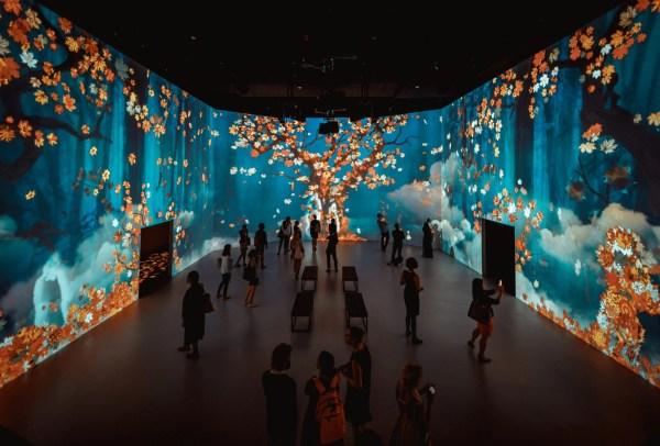 Digital Art Gallery Museum
