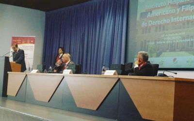 The XXX Congress of the IHLADI opens in Seville