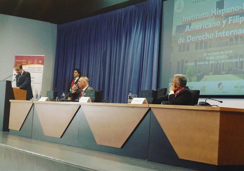 Se inaugura en Sevilla el XXX Congreso IHLADI
