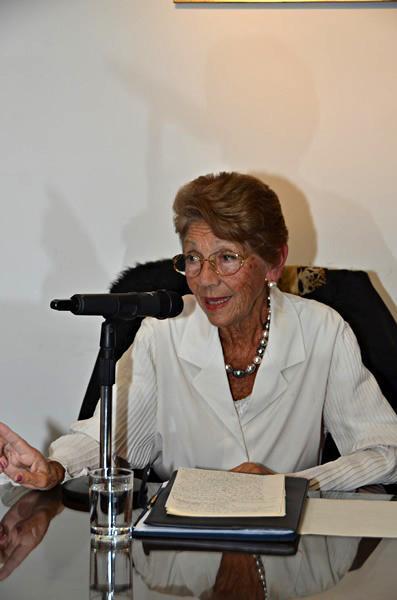 Fallece la Dra. Hortensia Gutiérrez Posse