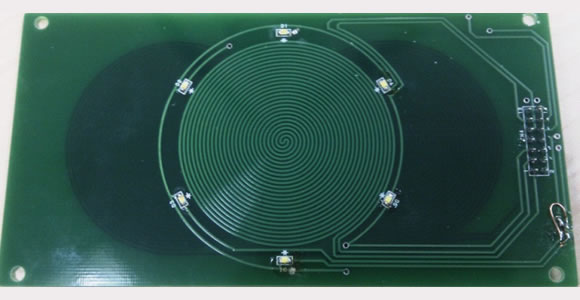 ゼロ磁場発生コイル