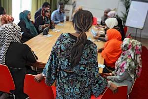 Ihmisoikeusliitto tekee tyttöjen ympärileikkausten vastaista työtä