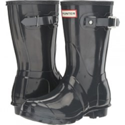 ihocon: Hunter Original Short Gloss Rain Boots 女士雨靴