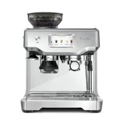 ihocon: Breville BES880BSS Barista Touch Espresso Maker, Stainless Steel 義式濃縮咖啡機