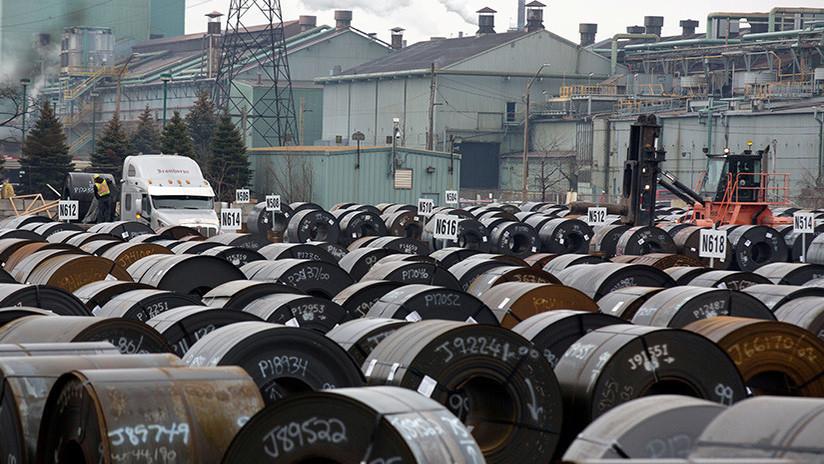 México podría estar exento de los aranceles al acero y al aluminio que Trump impondría esta semana