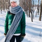 The Sass Slouch & The Popup Pom Scarf